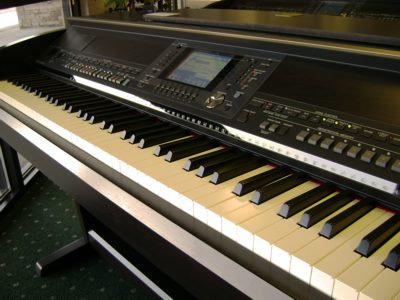 Clavinova cvp 505 vs 509 for Yamaha pianos nj
