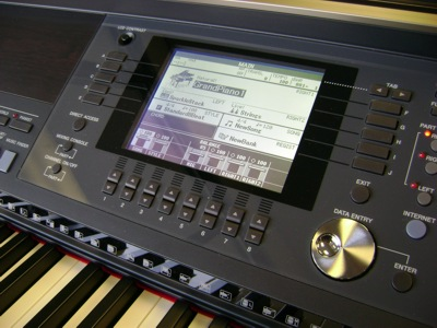 Yamaha clavinova cvp 503 review for Yamaha clavinova dealers