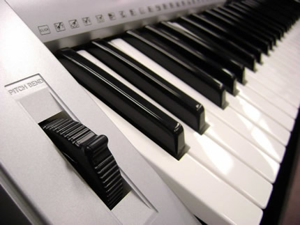 Used yamaha keyboards 88 keys